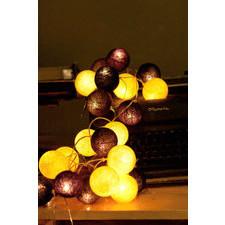 10 kul Night Sky Cotton Ball Lights