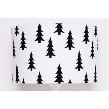 Abażur Black Trees 40x40x25cm od majunto