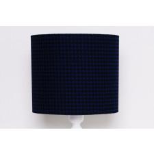 Abażur NAVY BLUE 25x25x22cm od majunto
