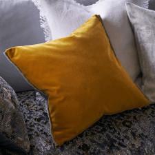 Aksamitna poduszka Designers Guild 43x43 cm
