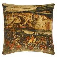 Aksamitna poduszka Royal Collection 50x50cm
