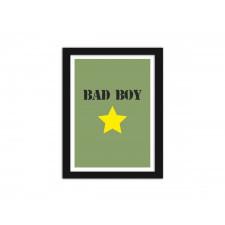 Bad boy 2, plakaty w ramie