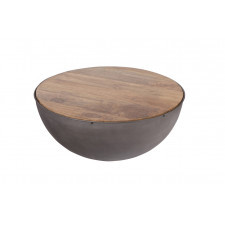 Be Pure Stolik BOWL 80x80cm 377617