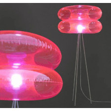 BIG PINK lampa podłogowa