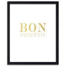 Bon appetit 2, Plakaty w ramie