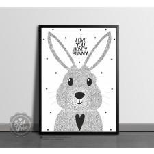 Bunny  - Duży