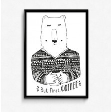 But first... coffee!