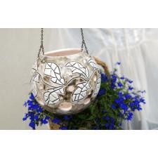 Ceramiczny lampion - Beza L