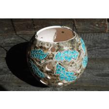 Ceramiczny lampion - Wiatr