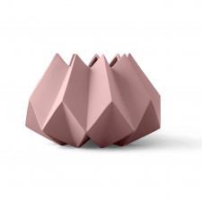 Ceramiczny wazon o geometrycznej formie projekt Amanda Betz