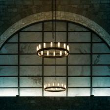 CHANDELIER 90 FontanaArte lampa wisząca
