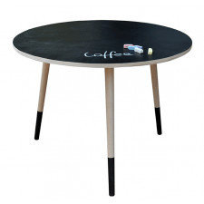 Coffee Table Black Board