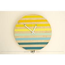 Danes – zegar drewniany 40cm (SILENT)