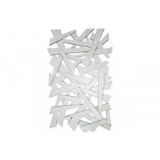 Dekoracja lustrzana Break 80x120