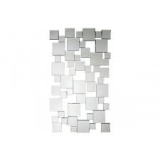 Dekoracja lustrzana Quadro 73x120