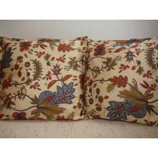 Dekoracyjna poduszka Laura Ashley dzikie kwiaty