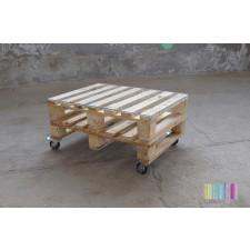 DESIGN!STOLIK KAWOWY Z PALET!!naturalne drewno.
