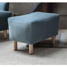 Designerski podnóżek fotel Muno