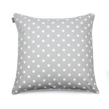 Dots Grey Poszewka dekoracyjna na poduszkę 60x60
