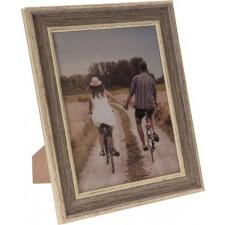 Drewniana ramka na zdjęcia 20x25 cm