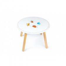 Drewniany dziecięcy stolik - Safari