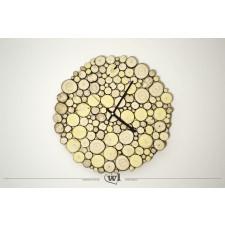 Drewniany zegar LITTLE 38cm