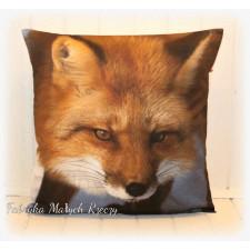 Duża poducha lis rudy Rev Fuchs Fox