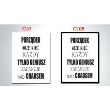 duży OBRAZ - CYTAT C10 i C10R - 70x50cm