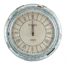 Duży zegar okrągły Aluro Mazine