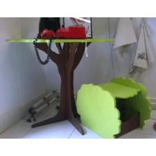 Dziecięcy stolik Drzewo