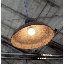 Fabrykantka industrialna loftowa lampa wisząca