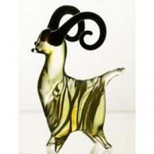 Figurka szklana baran znak zodiaku na prezent -5012