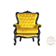 Fotel barokowy Loriano Maiz