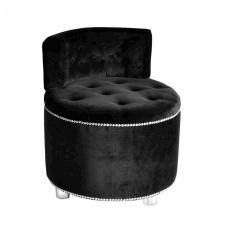 Fotel Baroque  z oparciem
