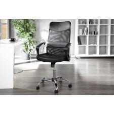 Fotel biurowy obrotowy Tokio Black 70cm