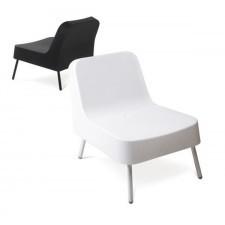 Fotel Bob - biały