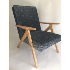 Fotel klasyczny lata 70.