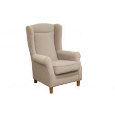Fotel LEONARDO tkanina Astoria