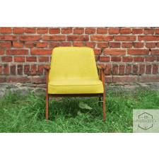 Fotel Limonkowy Chierowski