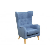 Fotel ORLEAN tkanina Alcala