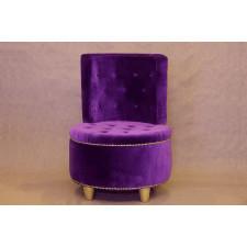 Fotel Queen Violet