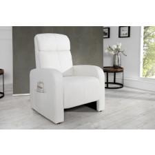 Fotel relaksacyjny ChillOut White (Z35748)