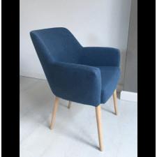 Fotel typu muszla , lata 70.