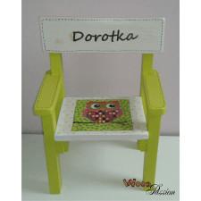 Fotelik dla dziecka z imieniem!!! Super prezent!