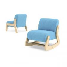 Fotelik Fun - Timoore - Simple Blue