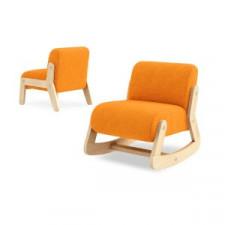 Fotelik Fun - Timoore - Simple Orange