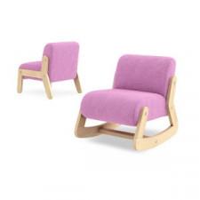 Fotelik Fun - Timoore - Simple Pink