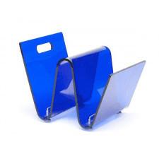 Gazetnik OS - niebieski