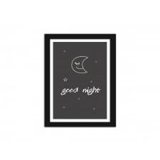Good Night 2, Plakaty w ramie