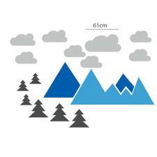 góry GÓRY mountain view